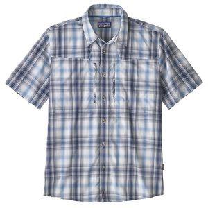 NWT Patagonia Men's Sun Stretch Shirt Size Medium